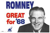 Romney Great for 68