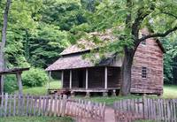 Homestead in Cades Cove