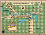 Calgary 2012-2013 C-Train Map In Mario 3 Style