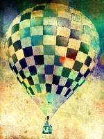 Hot Air Balloon Checker 9