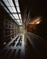 The Peabody Library