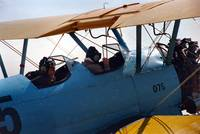 Stearman roll out