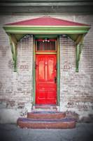 Tucson red door