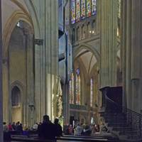 Cathedral, Regensburg 15B by Priscilla Turner