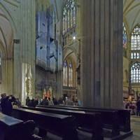 Cathedral, Regensburg 17B by Priscilla Turner