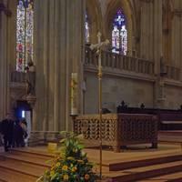 Cathedral, Regensburg 19B by Priscilla Turner