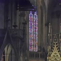 Cathedral, Regensburg 23B by Priscilla Turner