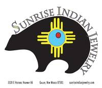 Sunrise Indian Jewelry Sun Bear