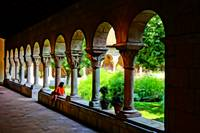 Cloisters Colonnade