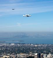Endeavour Over San Francisco