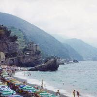 Fegina Beach, Cinque Terre, Liguria, Italy Art Prints & Posters by Joe Bussey