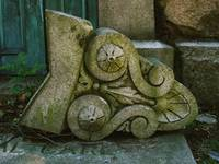 Broken Stone Ornament
