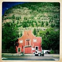 Ouray, Main Street