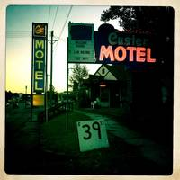 Custer Motel, SD