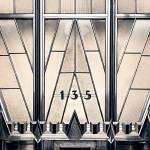 Chrysler Building Entrance by James Howe