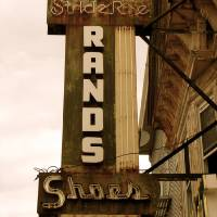 Rands Shoes Art Prints & Posters by TheCalhounPictureShow