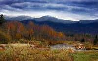 Presidential Range with River