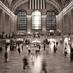 Morning Rush - Grand Central Terminal - NYC by James Howe