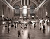 Morning Rush - Grand Central Terminal - NYC