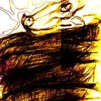 yellow snake by siniša (sine) berstovšek (sinonim)
