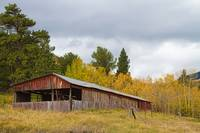 Colorado High Country Barn