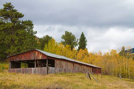 Colorado High Country Barn