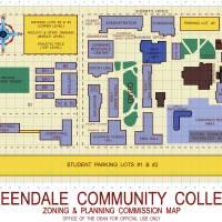 """Greendale Community College Map"" by originaldave77"