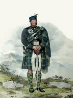 Donald Gordon: Scottish Highlander (MacLeay)