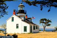 Point Pinos Light, Pacific Grove,CA