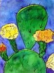 Prickly Pear Series #5