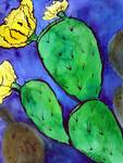 Prickly Pear Series #4