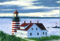 Quoddy Light