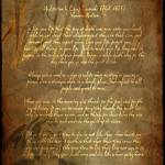 """Chief Tecumseh Poem Attribution"" by WaynePhotoGuy"