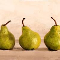 Pears Art Prints & Posters by Jiří Zralý
