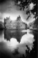 Chateau de Trecesson, Forest of Paimpont, Brittany