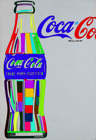 COKE WALTER ABCD by Walter Paul Bebirian