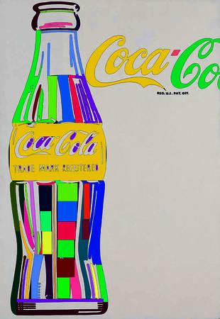 COKE WALTER ABCDEFGHIJKLMNOPQ by Walter Paul Bebirian