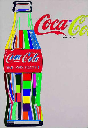 COKE WALTER ABCDEFGHIJKLMNOPQRTUVW by Walter Paul Bebirian