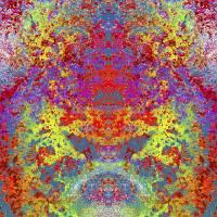 Mandala_2307 Art Prints & Posters by Randy Coffey