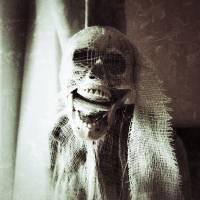 Hanging Skeleton Art Prints & Posters by Heather Muro