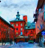 Toronto Distillery District