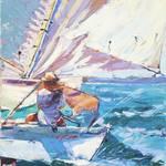 Island Sailor by Beth Charles