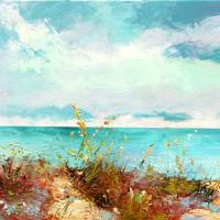 Little Traverse Bay by Beth Charles