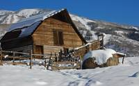 Steamboat Barn