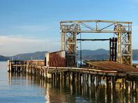 Railroad Ferry Dock