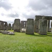 Stonehenge Art Prints & Posters by Steven Black