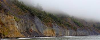 Lost Coast Cliff