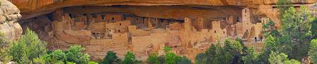 Cliff Palace Panorama