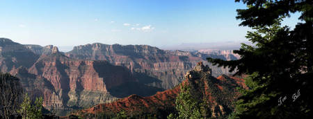 North Rim Pano