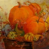 Autumn Art Prints & Posters by Kathleen Harrington